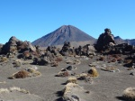 great lava formations along the path